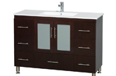 Artificial Stone Top Bathroom Vanities