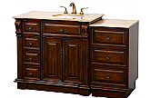 Granite Top Bathroom Vanities