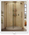 Round Shower Doors