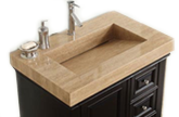 Stone Sinks Bathroom Vanities