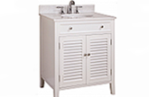 Cottage Bathrooms Vanities