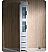 Torino White Tall Bathroom Linen Cabinet