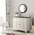 Adelina 42 inch Antique White Bathroom Vanity