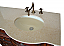 Adelina 60 inch Antique Double Sink Bathroom Vanity