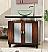 Adelina 37 inch Vessel Sink Bathroom Vanity Black Galaxy Top