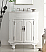 Adelina 32 inch Antique White Single Bathroom Vanity