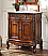 Adelina 33 inch Antique Bath Vanity Fully Assembled