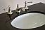 Adelina 45 inch Vintage Vanity Black Granite Countertop