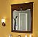 Adelina 50 inch Antique Double Bathroom Vanity White Marble Countertop