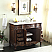 Adelina 56 inch Antique Style Bathroom Vanity Sink