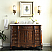 Adelina 56 inch Antique Style Bathroom Vanity Cabinet