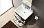 Milano 25 inch  Modern Bathroom Vanity