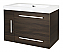 Sherry 32 inch Wall Mounted Modern Bathroom Vanity