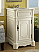 Adelina 21 inch Petite White Finish Bathroom Vanity