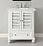 Adelina 36 inch Cottage White Bathroom Vanity