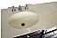 Adelina 50 inch Antique Bathroom Vanity Espresso Finish