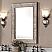 Accos 60 inch Rustic Double Sink Bathroom Vanity