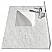 Accmilan 36 inch Single Bathroom Vanity Marble Top