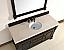 Abstron 60 inch Mahogany Single Traditional Bathroom Vanity Optional Top