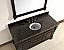 Abstron 60 inch Mahogany Finish Single Traditional Bath Vanity Optional Top