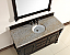 Abstron 60 inch Mahogany Finish Single Traditional Bathroom Vanity Top