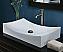 Above-counter 26in Vessel Sink Modern shape