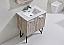 30 inch Nature Wood Modern Bathroom Vanity Quartz Top Matching Mirror