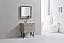 30 inch Nature Wood Modern Bathroom Vanity Quartz Top