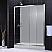Infinity Shower Door Frosted Glass