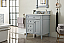 "Isaac Edwards Collection30"" Single Vanity, Urban Gray"