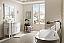 "Isaac Edwards Collection46"" Single Vanity, Cottage White"
