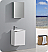 "Fresca Valencia 20"" Wall Hung Modern Bathroom Vanity with Color, Faucet, Medicine Cabinet and Linen Side Cabinet Option"
