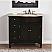 Silkroad Single Sink Vanity HYP-0902L