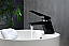 AQUA SIZA SINGLE LEVER MODERN BATHROOM VANITY FAUCET