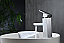 Modern Lux Single Lever Bathroom Vanity Faucet - Chrome