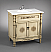 Rustic Elements Collection Nature Wood Cabinet Sink