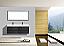 """Modern Lux 80"""" Double Sink Gray Oak Wall Mount Modern Bathroom Vanity"""