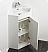 "Fresca Coda 18"" Bathroom Cabinet"