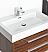 """Fresca Livello 30"""" Walnut Modern Bathroom Sink"""