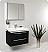 Fresca Medio Black Modern Bathroom Vanity