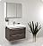 Fresca Medio Gray Oak Modern Bathroom Vanity