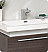 Fresca Medio Gray Oak Bathroom Fauset
