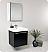 Fresca Alto Black Modern Bathroom Vanity