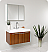 Fresca Vista Teak Modern Bathroom Vanity