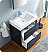 "Valencia 30"" Free Standing Modern Bathroom Vanity with Medicine Cabinet, Faucets and Color Options"
