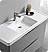 "Tuscany 48"" Free Standing Double Sink Modern Bathroom Vanity with Medicine Cabinet, Faucets and Color Option"