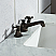 Elizabeth 60-Inch Double Sink Carrara White Marble Vanity In Cashmere Grey With F2-0009-03-BX Lavatory Faucets