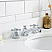 36 Inch Wide Cashmere Grey Single Sink Quartz Carrara Bathroom Vanity With Matching F2-0009-01-BX Faucet From The Queen Collection