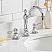 36 Inch Wide Pure White Single Sink Quartz Carrara Bathroom Vanity With Matching F2-0012-05-TL Faucet From The Queen Collection