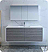 """Catania 60"""" Wall Hung Single Sink Modern Bathroom Vanity with Medicine Cabinet, Faucets and Color Options"""
